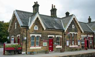 Settle Station, © Settle Stories and Stuart Petch