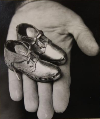 Clogs © W.R. Mitchell from his scrapbooks at Bradford University Special Collections